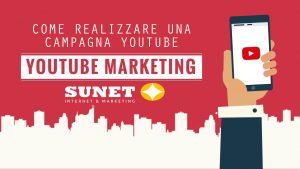 campagna youtube