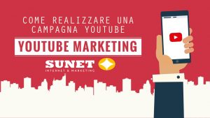 campagna youtube