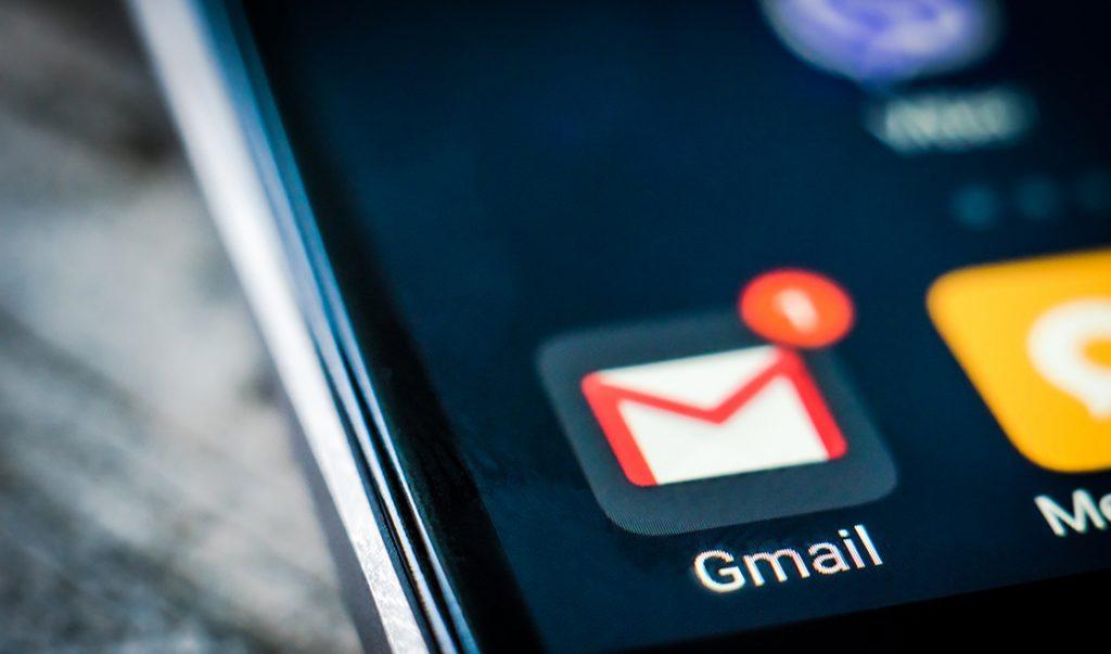 web gmail campaign