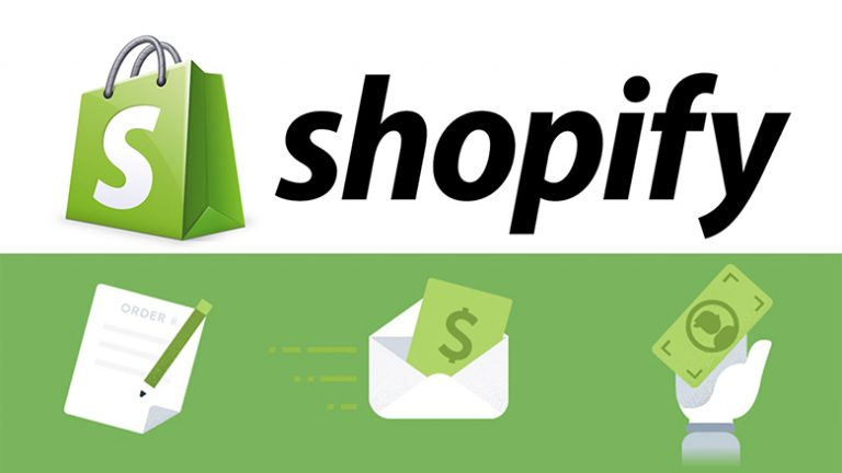 creare ecommerce con shopify