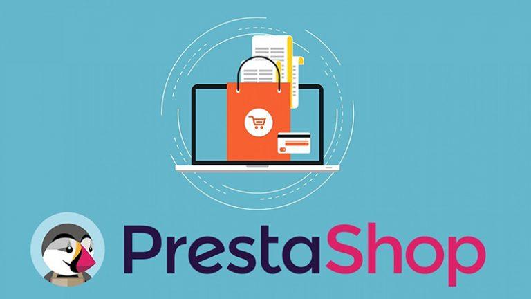 ecommerce online prestashop