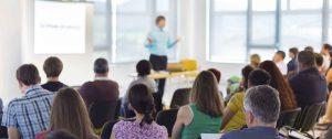 pubblicizzare corsi di formazione