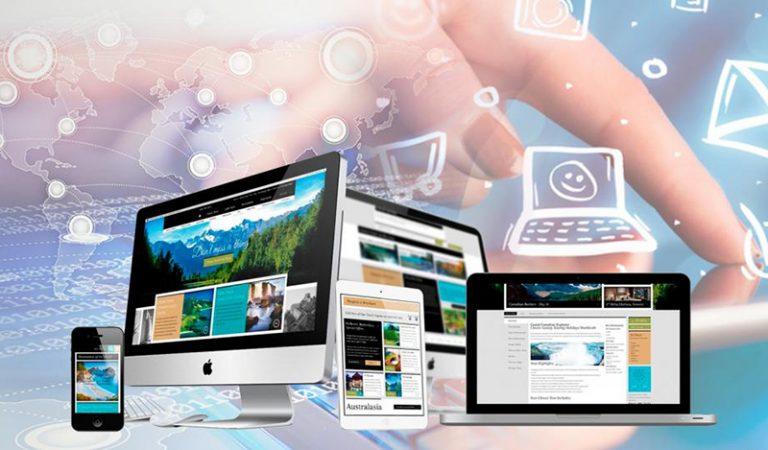 realizzare siti web online