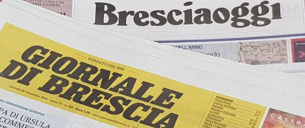 quotidiani giornali brescia